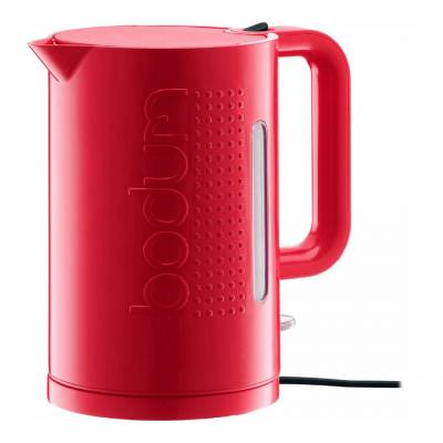 Red Bistro Electric Water Kettle 1.5L
