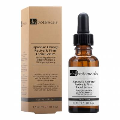 Japanese Orange Revive and Firm Facial Serum 30ml