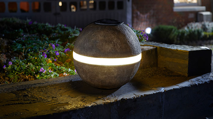Smart Solar Turn your garden into the stylish hotspot of the summer with this eclectic range of illuminating solar powered outdoor lights from Smart Solar.