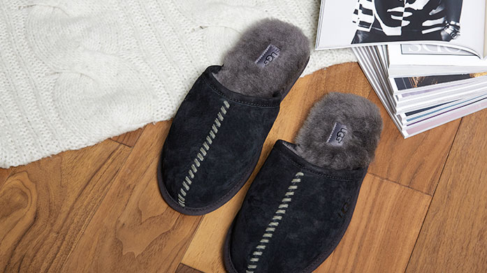 Cosy at Home Shoes Take your home style to new heights with a pair of comfortable sandals, flip flops or loafers from this men's designer footwear sale.