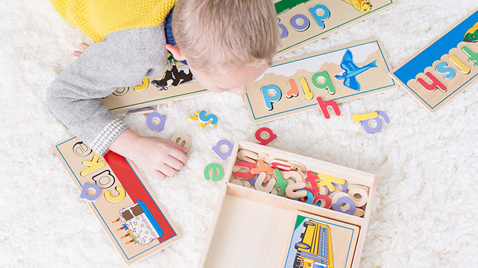 Melissa & Doug Capture your child's imagination with a new game, puzzle or outdoor chair from leading toy expert, Melissa & Doug.