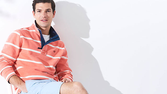 Summer Clearance Men's For some stylish summer steals, look to our new menswear clearance sale! Shop polo shirts, t-shirts, shorts, lightweight jackets and more.