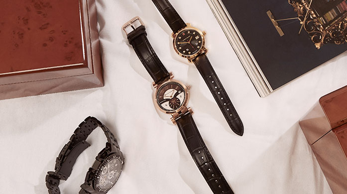 Treat Yourself Tuesdays for Him Treat yourself to a new designer accessory from this lust-worthy edit of watches, sunglasses and belts from Gucci, Prada and Tom Ford.
