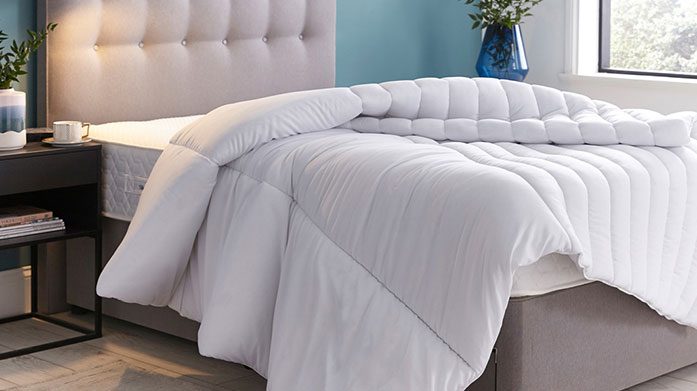 Silentnight Duvets. Pillows & Toppers Get a good night's rest with luxury pillows, soft duvets, anti-allergy mattress toppers and more from leading homeware brand, Silentnight.