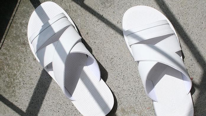 Summer Footwear Clearance Featuring sandals, flip flops, loafers and so much more, our men's summer footwear clearance sale is not to be missed!