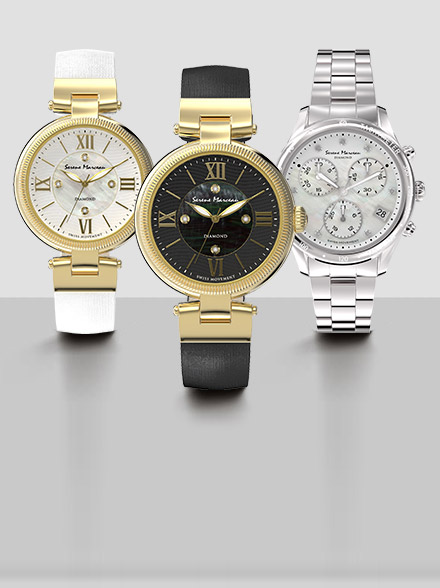 Serene Bridgewater Diamond Watches