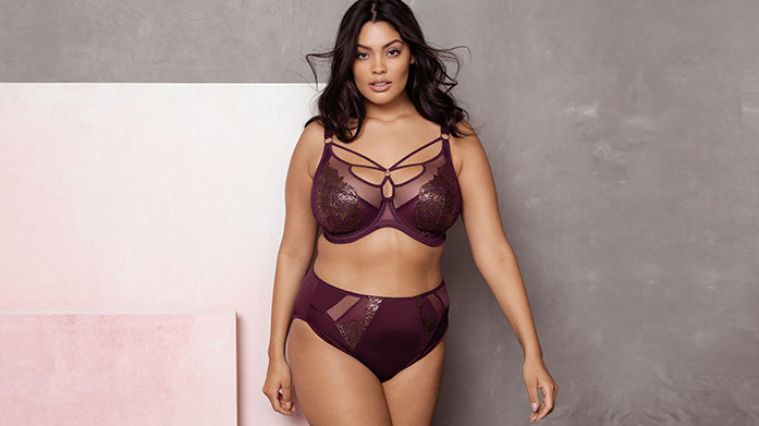 New Elomi For the support you need and the confidence you want, Elomi's beautifully flattering fuller bust lingerie is the ultimate self-care treat...