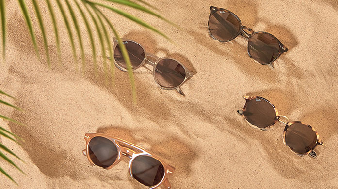 Summer Sunglasses for Her There's still time to invest in a fabulous pair of women's sunglasses for summer, courtesy of Gucci, Tom Ford, Versace and Chopard.