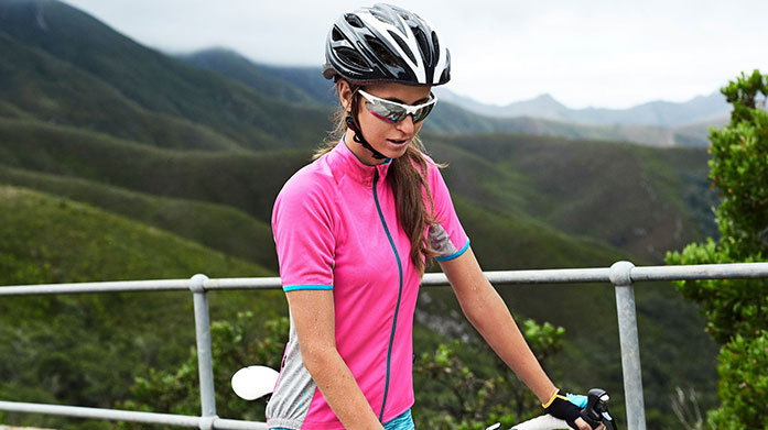 Dare2B Cycle & Fitness Women's Get out and about on your bike in style with forward thinking activewear and cycling clothing from performance specialists, Dare 2B.