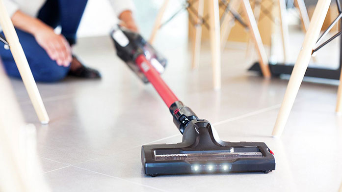 Fabulous Floorcare For surfaces that sparkle and gleam browse our new selection of powerful floorcare tools from cordless sweepers to vacuum cleaners.