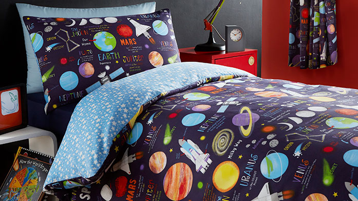 Kids Club Bed Linen Make bedtime fun with Kids Club. This linen collection features mythical creatures, adorable animals and more.