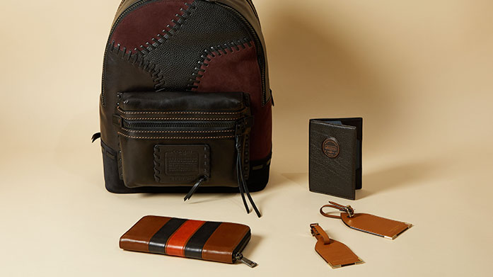 The Perfect Gift for Him Discover the perfect gift for him with accessories from Aspinal of London, Coach and more.
