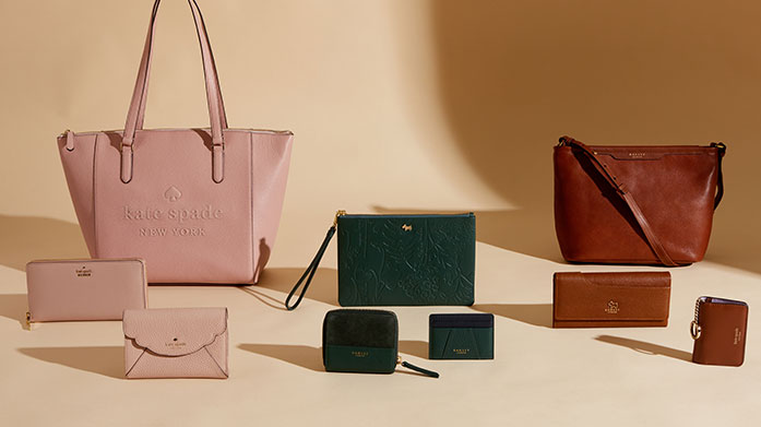 Matchy Matchy Accessories Achieve that polished, put-together look with matching accessories by Coach, Aspinal of London, Kate Spade and more...