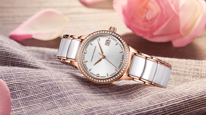 Chrono Diamond Watches for Her  Do as the stylish Swiss do and invest in a beautiful designer women's watch by Chrono Diamond. Time's ticking...