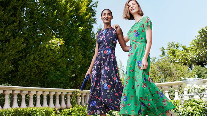 Dress to Impress Dress to impress this summer with this stunning collection from brands such as Phase Eight, Reiss, Hobbs London. Dresses from £25.