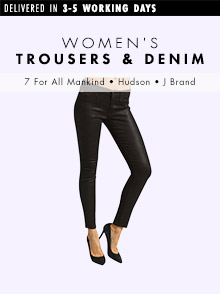 Women's Trousers And Denim Clearance