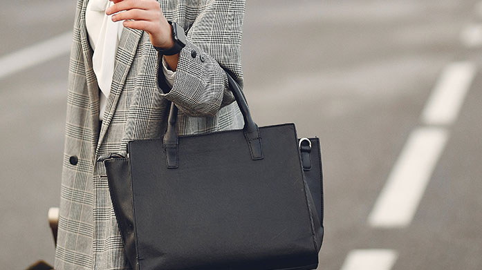 Back to Work Style Get ready to head back to work with a luxury new handbag or watch from this edit featuring AllSaints, Radley, Lola Rose and Kate Spade.