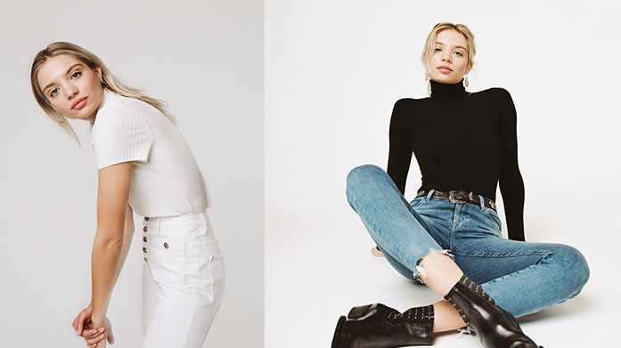 New In: J Brand Women's Jeans Allow J Brand to elevate your summer style with our fresh edit of women's jeans in your favourite cuts and washes. Jeans from £45.