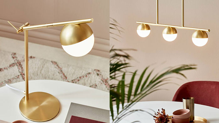Nordlux Indoor Lighting Brand new lines just in! Nordlux lighting returns to BrandAlley with their stylish and unique range of contemporary lighting fixtures and lamps.