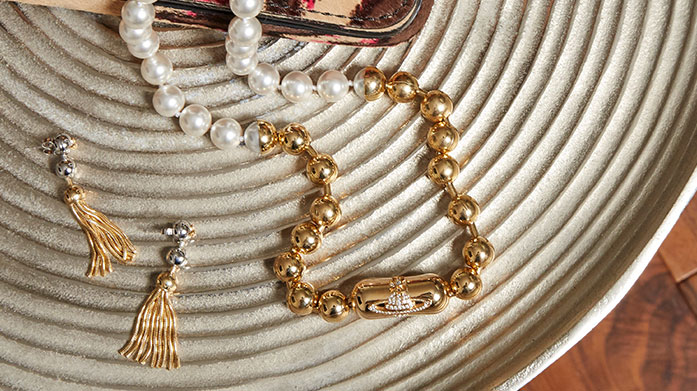 Stylish Gems Shop our new edit of stylish gems from crystal earrings and necklaces to charm bracelets and watches.