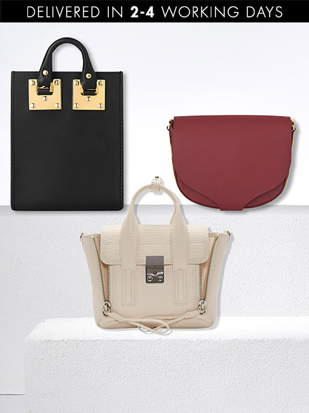 Phillip Lim and Sophie Hulme Bags
