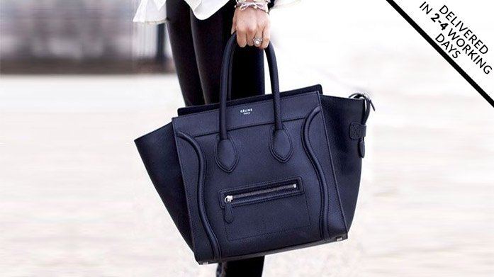 Italian Leather Bag Edit