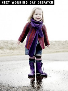Kids' Transitional Wardrobe