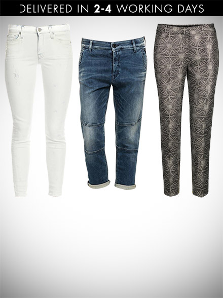 Trousers and Denim Clearance