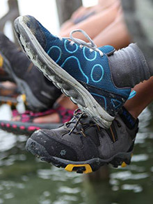 Jack Wolfskin Footwear and Accessories