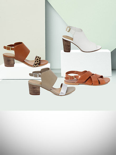 Leather Sandal Boutique