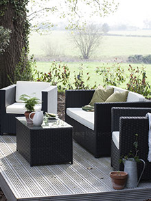 Wallace Sacks Garden Furniture