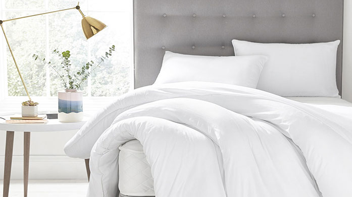 Silentnight Duvets, Pillows & Toppers Get a good night's rest with luxury pillows, soft duvets, anti-allergy mattress toppers and more from leading homeware brand, Silentnight.