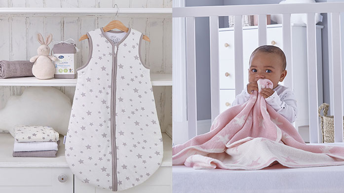 Silentnight Nursery Help your little ones sleep soundly and grow healthy with the support and care of Silentnight's soft blankets, bed linen and sleeping bags.