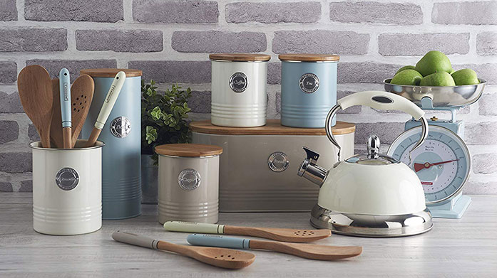 Typhoon Find functional storage jars, modern serveware, and bamboo kitchen accessories by Typhoon for a contemporary new kitchen style.