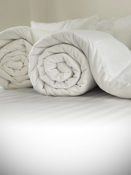 The Pure Linen Company - Duvets and Toppers