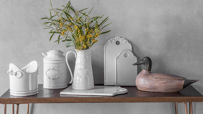 Home & Garden Boutique Shop our home & garden boutique for a range of indoor and outdoor accessories. Shop lighting, framed prints, ornaments and more...