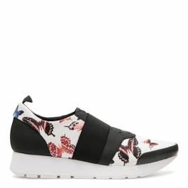 Blush Multi Print Astor Sneakers
