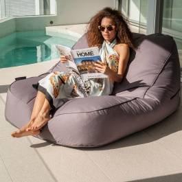 Phenomenal Satellite Twin Sofa Outdoor Carefree Grey Ocoug Best Dining Table And Chair Ideas Images Ocougorg
