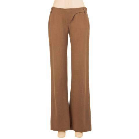 Leon Max Collection WIDE LEG TROUSERS