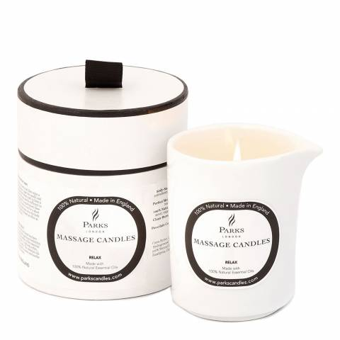 Parks London Relax/De Stress Massage Candle
