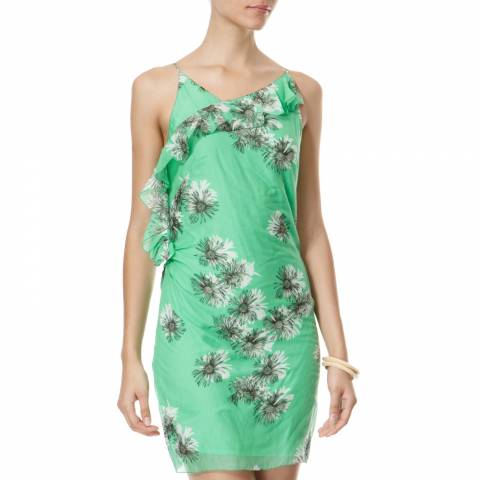Leon Max Collection RUFFLED DRESS