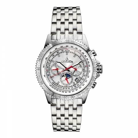 Richtenburg Men's Silver Stainless Steel Nordkap Watch