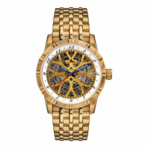 Richtenburg Men's Gold Speedwheel Watch