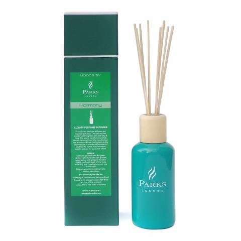 Parks London Fresh/Green Citrus/Wild Grasses/Lemongrass Moods Diffuser 250ml