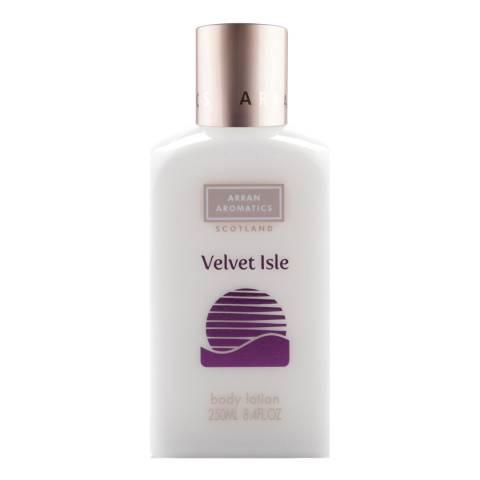 Arran Aromatics Velvet Isle Body Lotion 250ml