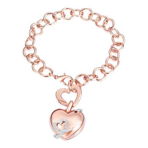 Saint Francis Crystals Bracelet Metal embellished with crystals from Swar ovski®