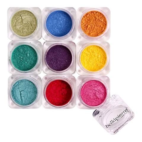 Bellapierre Mineral Shimmer Powder 9Stack - Iris
