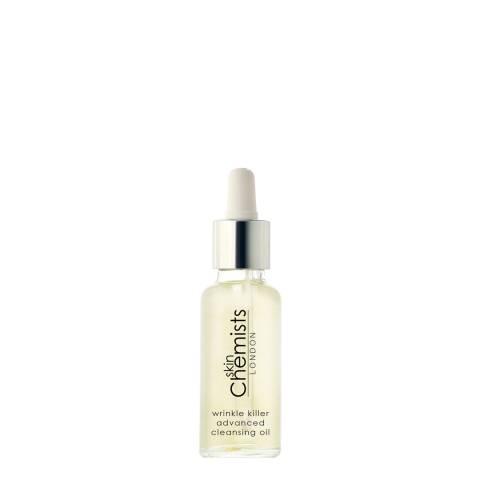 Skinchemists Advanced Wrinkle Killer Cleansing Oil 30ml