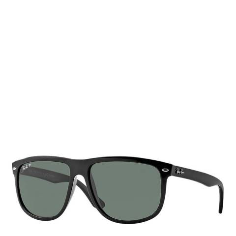 Ray-Ban Men's Black Sunglasses 60mm