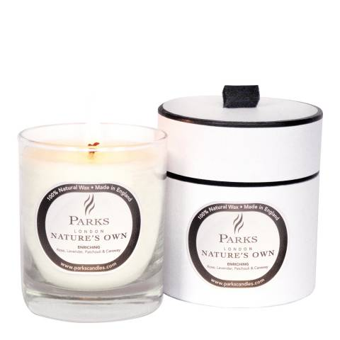 Parks London Nature's Own 1 wick Classic Candle, 200g Enriching